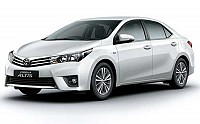 Toyota Corolla Altis VL AT pictures