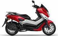 Yamaha NMAX Power Red pictures