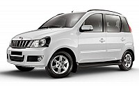 Mahindra Quanto C6 Diamond White pictures