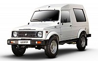 Maruti Gypsy King Soft Top MPI Superior White pictures