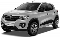 Renault KWID 1.0 RXT Optional Moonlight Silver pictures