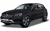 Mercedes-Benz GLC Class 300 4MATIC Obsidian Black pictures