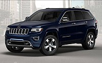 Jeep Grand Cherokee SRT 4X4 True Blue Pearl pictures