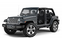 Jeep Wrangler Unlimited 4X4 Rhino pictures