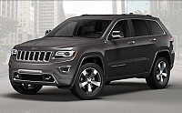 Jeep Grand Cherokee SRT 4X4 Granite Crystal pictures