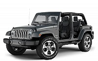 Jeep Wrangler Unlimited 4X4 Granite Crystal pictures
