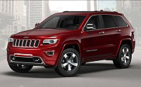 Jeep Grand Cherokee SRT 4X4 Crystal Pearl pictures