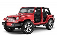 Jeep Wrangler Unlimited 4X4 Firecracker Red pictures