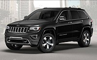 Jeep Grand Cherokee SRT 4X4 Brilliant Black Crystal Pearl pictures