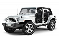 Jeep Wrangler Unlimited 4X4 Bright White pictures