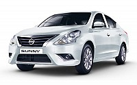 Nissan Sunny Diesel XV Pearl White pictures
