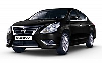 Nissan Sunny Diesel XV Onyx Black pictures