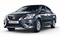 Nissan Sunny Diesel XE Deep Grey pictures