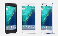 Google Pixel XL Front And Side pictures
