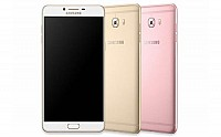 Samsung Galaxy C9 Pro Front And Back pictures