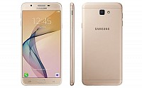 Samsung Galaxy J5 Prime Gold Front,Back And Side pictures