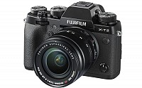 Fujifilm X-T2 Front side image pictures