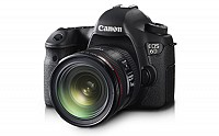 Canon EOS 6D Kit II (EF 24-70 IS USM) Front and Side pictures