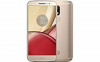 Motorola Moto M Front And Back pictures