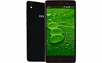 Lyf Water 5 Black Front,Back And Side pictures