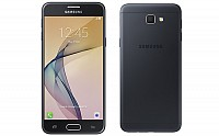Samsung Galaxy J5 Prime Black Front And Back pictures