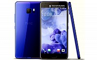 HTC U Ultra Sapphire Blue Front,Back And Side pictures