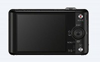 Sony WX220 Back pictures