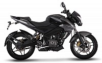 Bajaj Pulsar 200NS Graphite Black pictures
