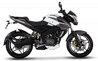 Bajaj Pulsar 200NS Mirage White pictures