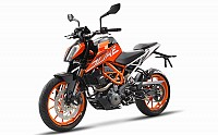 KTM Duke 390 Front pictures