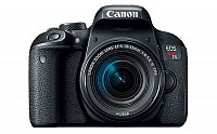 Canon EOS Rebel T7i Front pictures