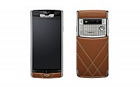 Vertu Signature Touch Bentley Limited Edition Front And Back pictures