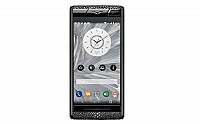 Vertu Stingray Black Leather Front pictures