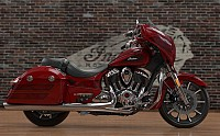 indian chieftain elite fire-glow red candy pictures