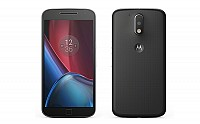 Motorola Moto G4 Plus Front and Back pictures