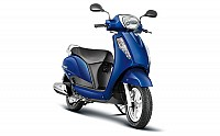 All New Suzuki Access 125 Disc Deep Blue pictures