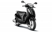 All New Suzuki Access 125 Disc Glass Sparkle Black pictures