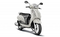 All New Suzuki Access 125 Disc Pearl Mirage White pictures
