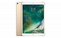 Apple iPad Pro (12.9-inch) 2017 Wi-Fi Gold Front and Back pictures