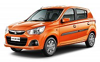 Maruti Alto K10 VXI Option pictures