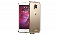 Motorola Moto Z2 Force Fine Gold Front, Back And Side pictures