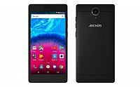 Archos Core 50 Front and Back pictures