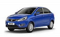 Tata Zest Quadrajet 1.3 75PS XMS Buzz Blue pictures