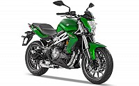 DSK Benelli TNT 300 ABS Verde pictures
