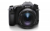 Sony RX10 IV Black Front pictures