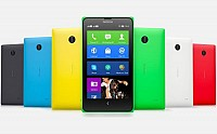 Nokia X Front And Back pictures