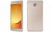 Samsung Galaxy J7 Max Gold Front,Back And Side pictures