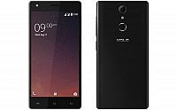 Xolo Era 3X Pash Black Front And Back pictures
