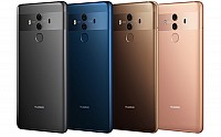 Huawei Mate 10 Pro Back And Side pictures