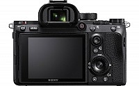 Sony Alpha A7R III Back pictures